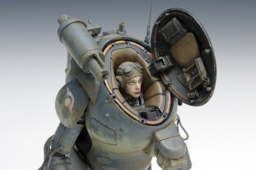 Image 6 for Maschinen Krieger - S.A.F.S. Type R Raccoon  - 1/20 (Wave)