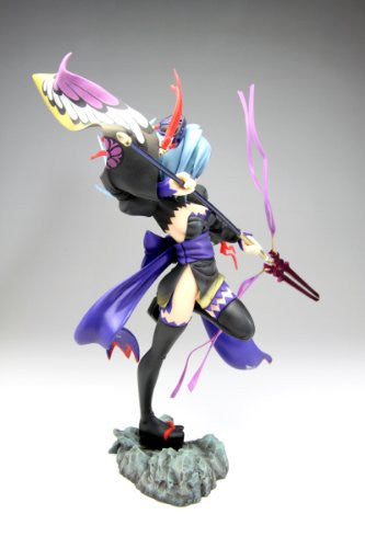 Image 6 for Koihime†Musou - Chouun Shiryuu (Sei) - Marvelous Model - 1/8 - Kuroi Chou Kamen (BaseSon Zigz Toy)