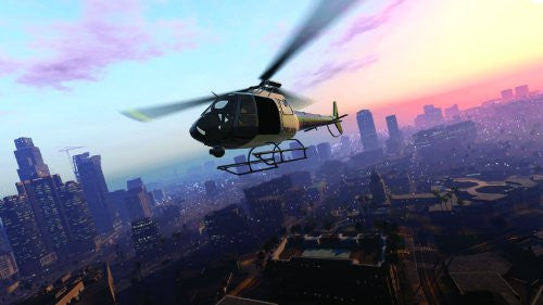 Image 5 for Grand Theft Auto V [Best Price Version]