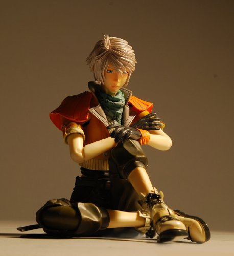 Image 2 for Final Fantasy XIII - Hope Estheim - Play Arts Kai (Square Enix)