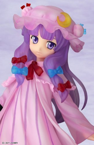 Image 3 for Touhou Project - Patchouli Knowledge - 1/8 - Clear ver.