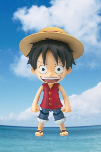 Image 4 for One Piece - Monkey D. Luffy - Chibi-Arts (Bandai)