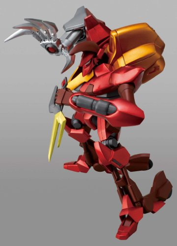 Image 7 for Code Geass - Hangyaku no Lelouch - Type-02 Guren Mk-II - Variable Action Hi-Spec (MegaHouse)