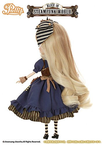 Image 10 for Pullip P-151 - Pullip (Line) - 1/6 - Alice In Steampunk World (Groove)