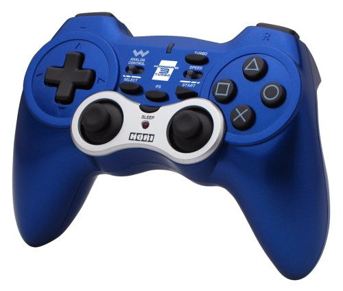 Image 1 for Wireless Hori Pad 3 Turbo (blue)