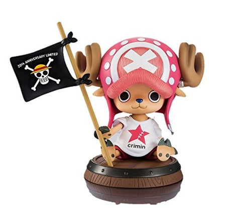 "One Piece - Tony Tony Chopper - Excellent Model - Portrait Of Pirates ""Sailing Again"" - 1/8 - Crimin ver., 20th Anniversary"