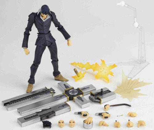Image 3 for Trigun: Badlands Rumble - Nicholas D. Wolfwood - Revoltech - No. 092