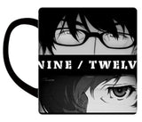 Thumbnail 2 for Zankyou no Terror - Nine - Twelve - Mug (Cospa)
