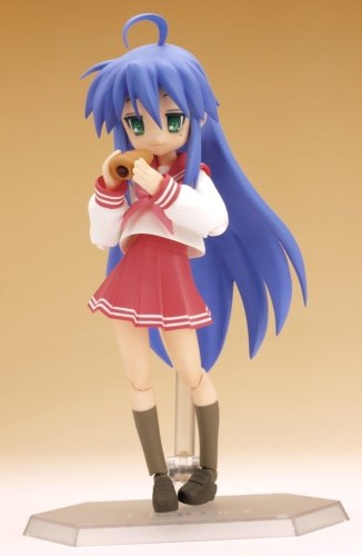 Image 4 for Lucky☆Star - Izumi Konata - Figma #008 - School Uniform Ver. (Max Factory)