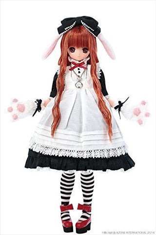 Image for Himeno - PureNeemo - Ex☆Cute - Ex☆Cute 10th Best Selection (10th Series) - Classic Alice - Tick Tock Rabbit - Osumashi Mouth ver. (Azone)