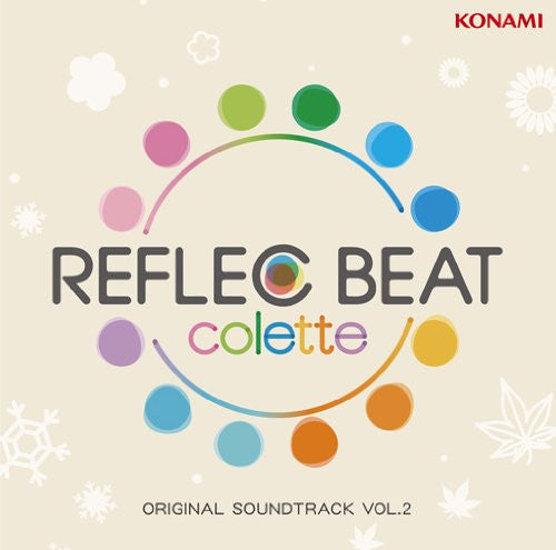 Image 1 for REFLEC BEAT colette ORIGINAL SOUNDTRACK VOL.2