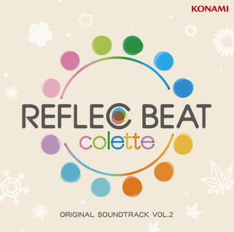 Image for REFLEC BEAT colette ORIGINAL SOUNDTRACK VOL.2