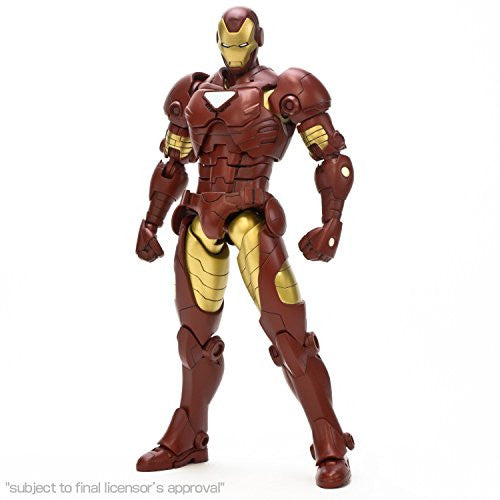 Image 1 for Iron Man - Action Armorize (Sentinel)