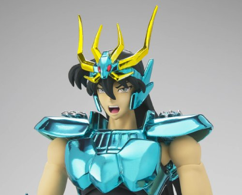 Image 7 for Saint Seiya - Dragon Shiryu - Myth Cloth EX - V2 (Bandai)
