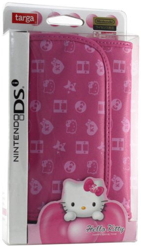 Image 1 for Hello Kitty Monogram Pouch DSi (Pink)