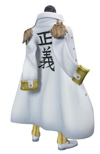 Image 10 for One Piece - Kizaru - Portrait Of Pirates DX - Excellent Model (MegaHouse)