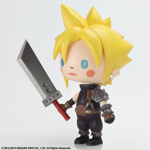 Image 2 for Theatrhythm Final Fantasy - Cloud Strife - Static Arts Mini (Square Enix)