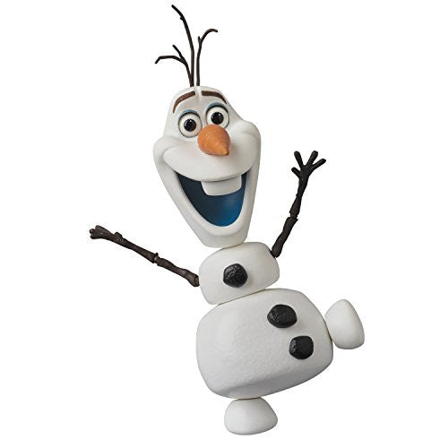 Image 1 for Frozen - Olaf - Snowgies - Mafex No.026 (Medicom Toy)