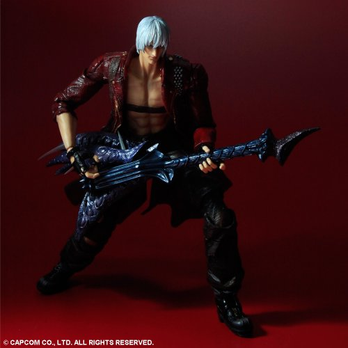 Image 7 for Devil May Cry 3 - Dante Sparda - Play Arts Kai (Square Enix)