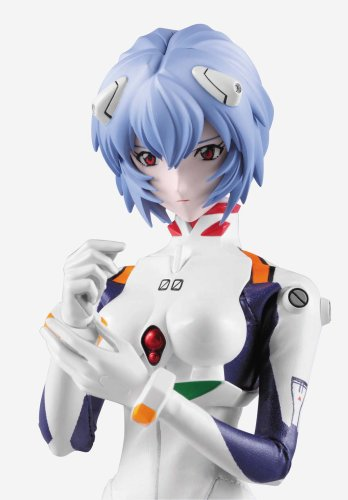 Image 1 for Evangelion Shin Gekijouban - Ayanami Rei - Real Action Heroes - No.454 - Evangelion New Theatrical Ver. (Medicom Toy Khara)
