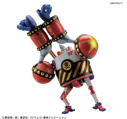 Image 3 for One Piece - Franky Shogun - Best Mecha Collection (Bandai)