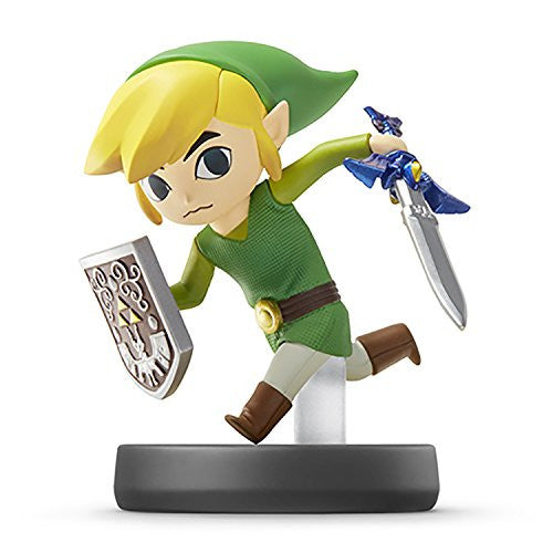 Image 1 for amiibo Super Smash Bros. Series Figure (Toon Link)