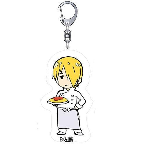 Image 1 for Working'!! - Satou Jun - Keyholder (Movic)