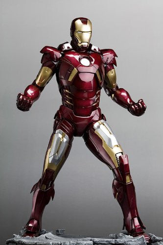 Image 9 for The Avengers - Iron Man Mark VII - ARTFX Statue - 1/6 (Kotobukiya)