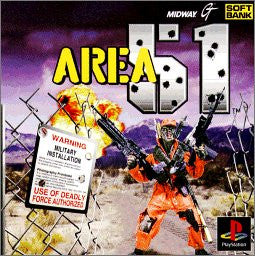 Image for Area 51 [Special Pack]