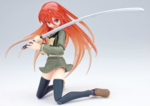 Image 6 for Shakugan no Shana - Shana - Figma #025 - Flame Hair ver. Enpatsu (Max Factory)