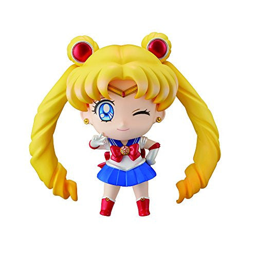 Image 1 for Bishoujo Senshi Sailor Moon - Luna - Sailor Moon - Petit Chara Deluxe! (MegaHouse)