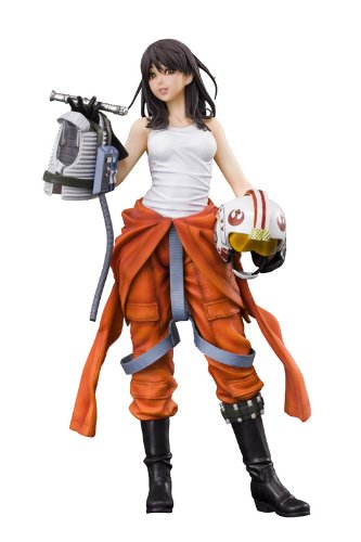 Image 1 for Star Wars - Jaina Solo - ARTFX Statue - Bishoujo Statue - Movie x Bishoujo - 1/7 (Kotobukiya)