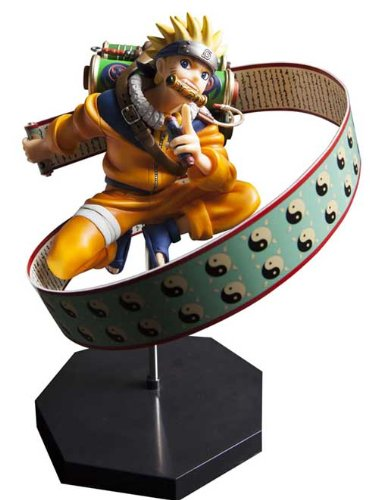 Image 1 for Naruto - Uzumaki Naruto - Door Painting Collection Figure - 1/7 (Plex)