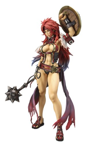 Image 2 for Queen's Blade - Risty - 1/8 (MegaHouse)