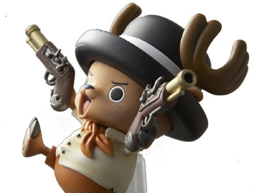 Image 2 for One Piece - Tony Tony Chopper - Door Painting Collection Figure - Western ver. (Plex)