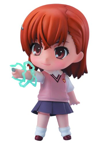 Image 1 for To Aru Kagaku no Railgun S - Misaka Mikoto - Nendoroid #345 (Good Smile Company)
