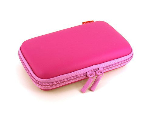 Image 3 for Palette Semi Hard Pouch for 3DS (Rose Pink)