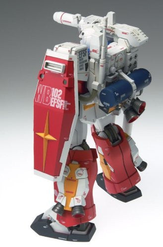 Image 4 for MSV Mobile Suit Variations - PF-78-1 Perfect Gundam - RX-78-2 Gundam - Gundam FIX Figuration #0037 - 0037 - 1/144 (Bandai)