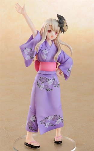 Image 2 for Fate/Stay Night - Illyasviel von Einzbern - 1/8 - Yukata ver. (FREEing)