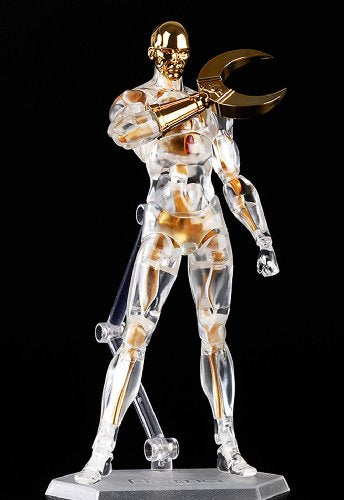 Image 3 for Space Adventure Cobra - Crystal Bowie - Figma #206 (Max Factory)