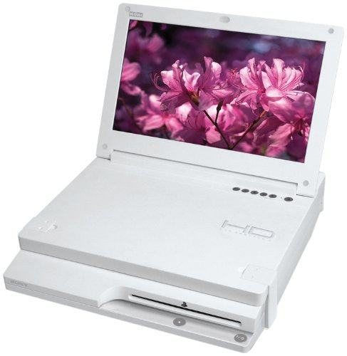 Image 2 for HD Liquid Crystal Monitor 3 (white)