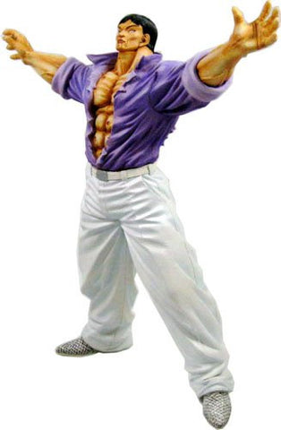 Image for Grappler Baki - Hanayama Kaoru - Real Detail Figure - Normal ver. (Spider Web)