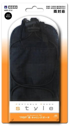 Image for Portable Pouch Style (Ash Black)