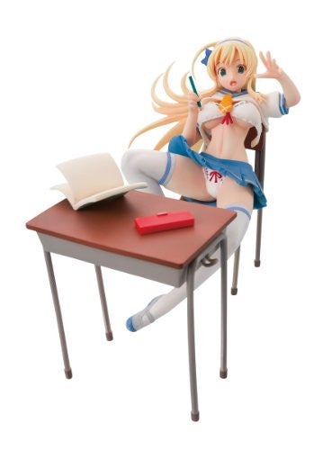 Image 1 for Original Character - Masterpiece Of - Girl's Accident - 1/8 (Aoshima)