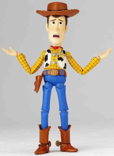 Image 6 for Toy Story - Woody - Revoltech - Revoltech Pixar Figure Collection - 005 (Kaiyodo)