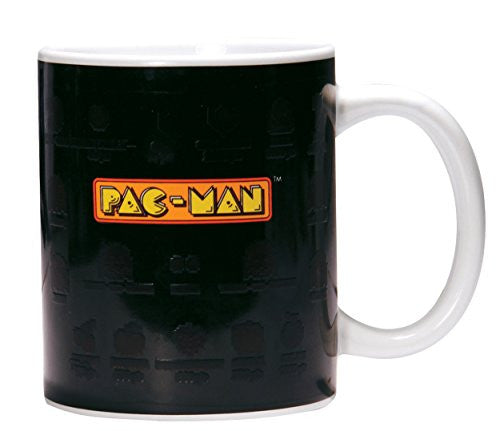 Image 2 for Pac-Man - Kimagure - Machibuse - Oikake - Otoboke - Mug - Heat Change Mug (Paladone)