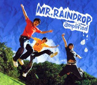 Image for MR.RAINDROP / amplified