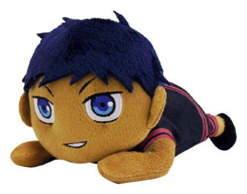 Image 1 for Kuroko no Basket - Aomine Daiki - Cushion - Nesoberi Cushion Mini - Mini (Bandai)