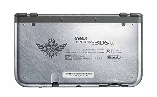 Image 5 for NEW NINTENDO 3DS LL [MONSTER HUNTER 4G SPECIAL PACK]