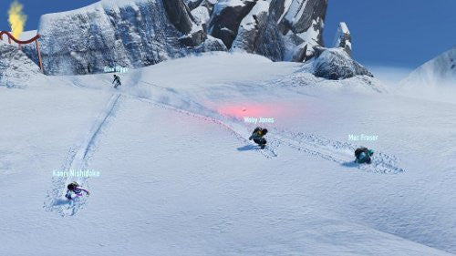Image 6 for SSX (EA Best Hits)